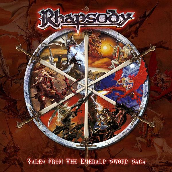 Rhapsody - Tales from the Emerald Sword Saga