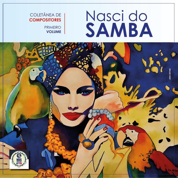 Coletânia de Compositores - Nasci do Samba