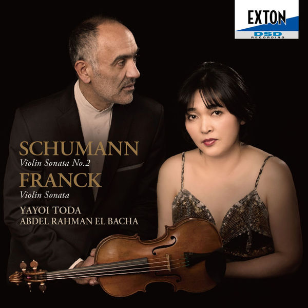 Robert Schumann - Franck Violin Sonata, Schumann Violin Sonata No. 2