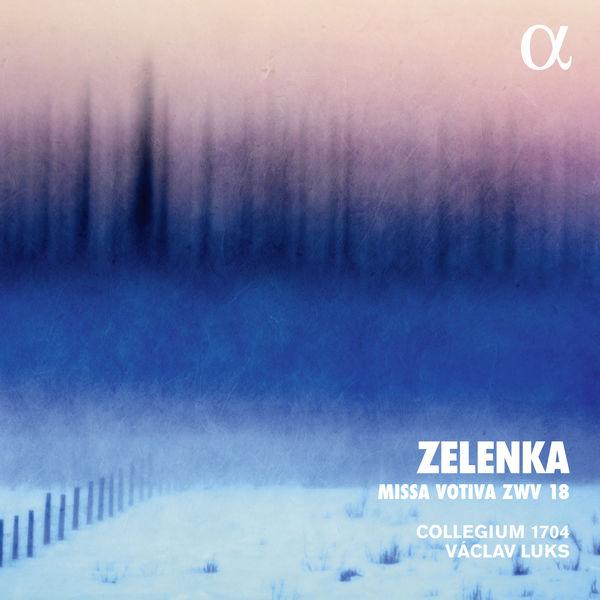 Collegium 1704 - Zelenka: Missa Votiva, ZWV 18 (Alpha Collection)