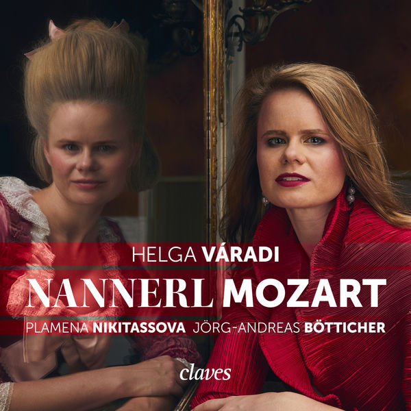 Helga Váradi - Nannerl Mozart