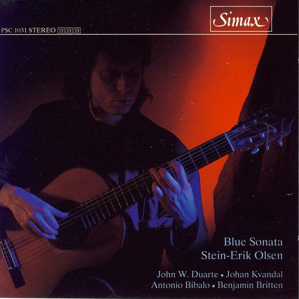 Stein-Erik Olsen - Blue Sonata