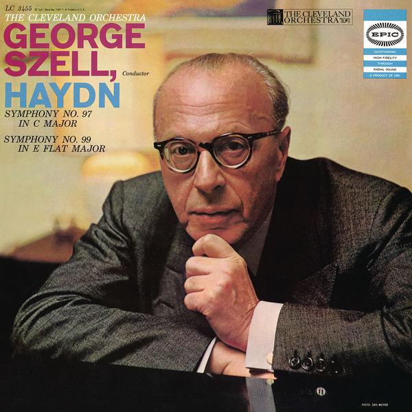 George Szell - Haydn: Smyphonies Nos. 97 & 99