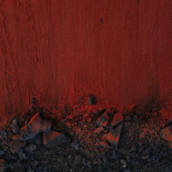 Moses Sumney - Black in Deep Red, 2014