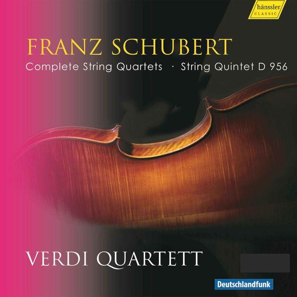 Verdi Quartet - Schubert: Complete String Quartets