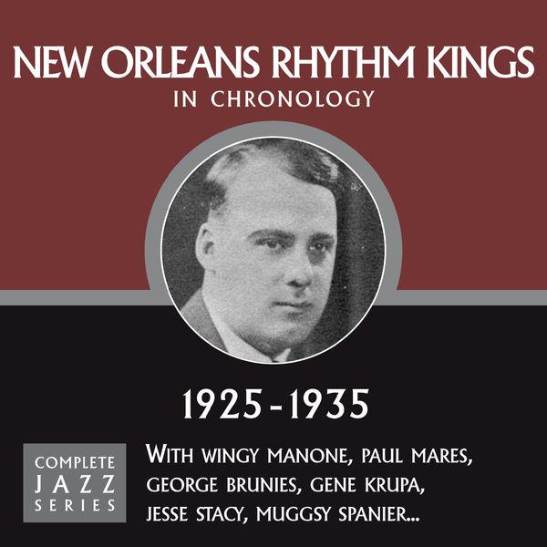 New Orleans Rhythm Kings - Complete Jazz Series 1925 - 1935
