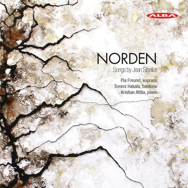 Pia Freund - Norden: Songs by Jean Sibelius