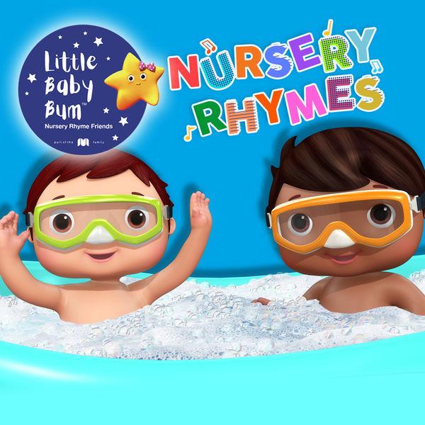 Little Baby Bum Nursery Rhyme Friends - Bath Song, Pt. 3