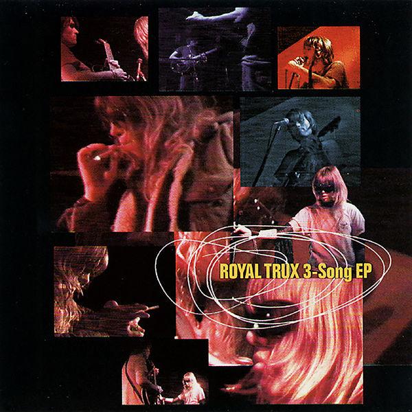 Royal Trux - 3-Song EP