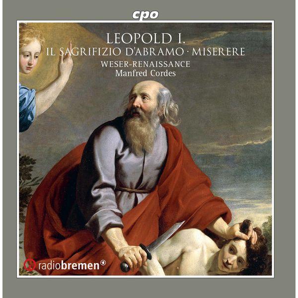 Manfred Cordes - Leopold I. : Il Sagrifizio d'Abramo - Miserere
