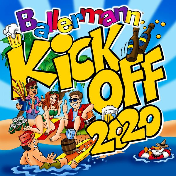 Various Artists - Ballermann Kick Off 2020