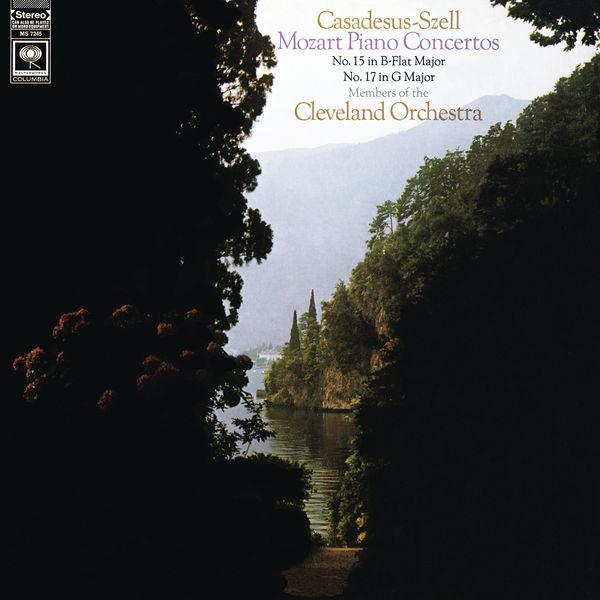 Robert Casadesus - Mozart: Piano Concertos Nos. 15 & 17 ((Remastered))