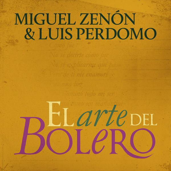 Miguel Zenón - El Arte Del Bolero