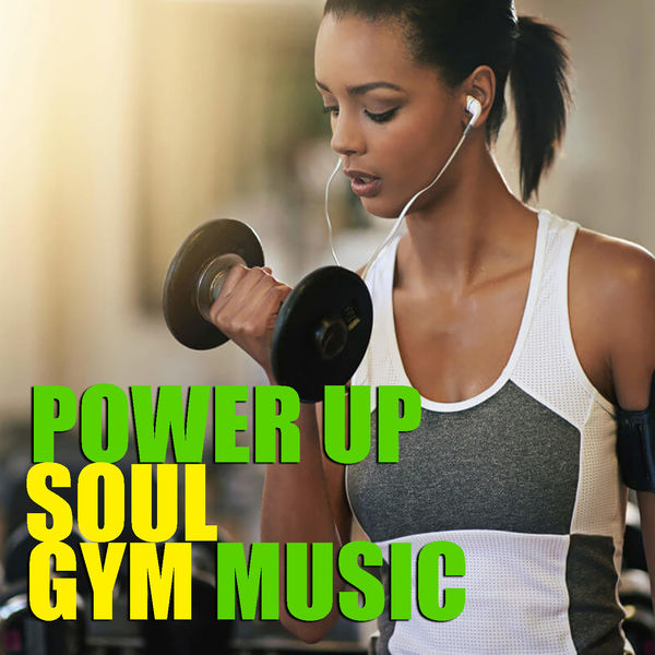 Various Artists - Power Gym Soul Gym Music