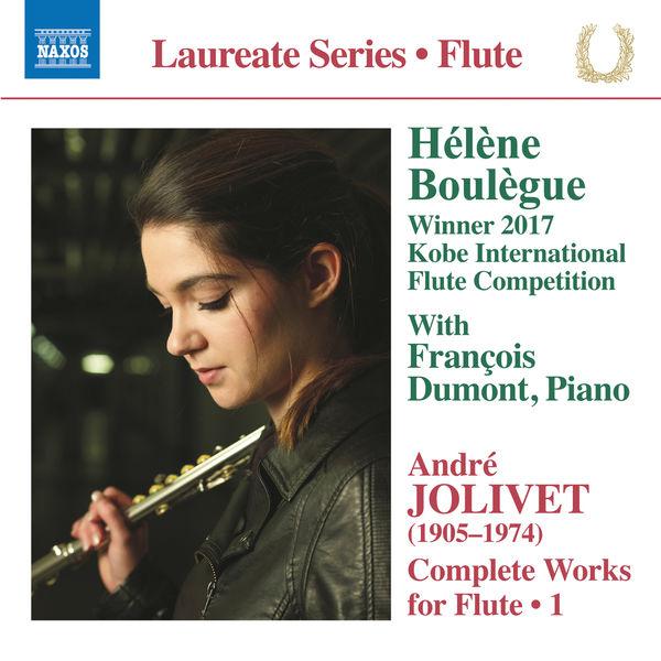 Hélène Boulègue - Jolivet: Complete Works for Flute, Vol. 1