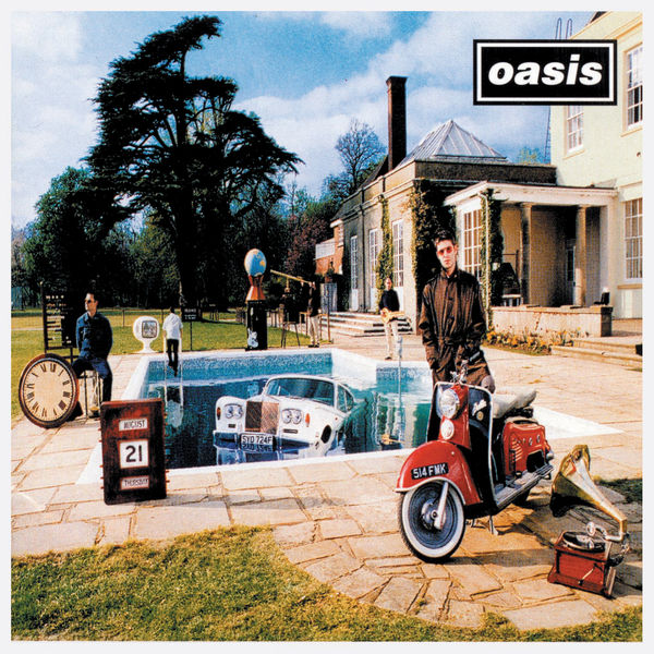 Oasis  - Be Here Now (Deluxe Remastered Edition)