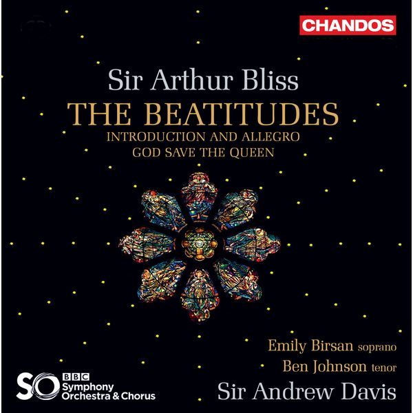 BBC Symphony Orchestra - Bliss: The Beatitudes, Introduction and Allegro & God Save the Queen