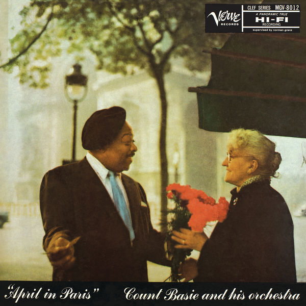 The Count Basie Orchestra - April In Paris