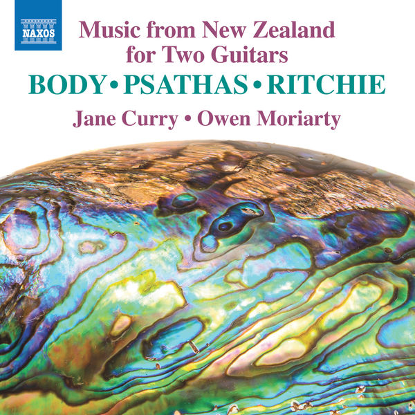Jane Curry - Music from New Zealand for 2 Guitars