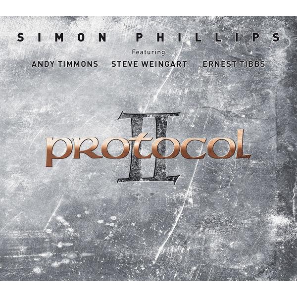 Simon Phillips - Protocol II