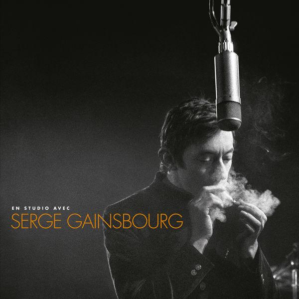 Serge Gainsbourg - En studio avec Serge Gainsbourg