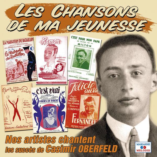 """Various Artists - Les succès de Casimir Oberfeld (Collection """"Les chansons de ma jeunesse"""")"""