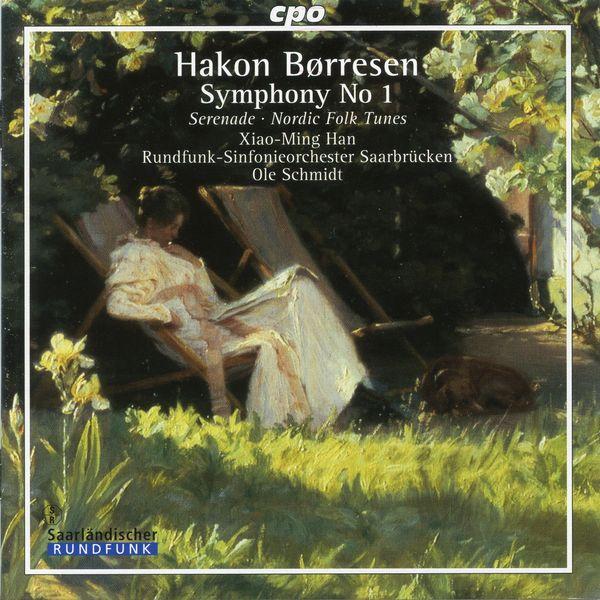 Rundfunk-Sinfonieorchester Saarbrücken|Borresen: Symphony No. 1, Serenade & Nordic Folk Tunes