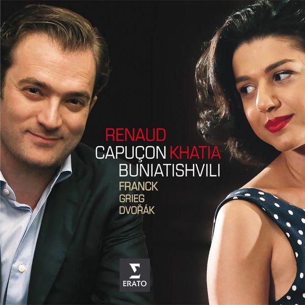 Renaud Capuçon|Franck, Grieg & Dvořák: Violin Sonatas