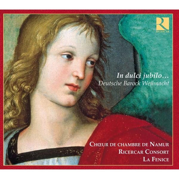 Bernard Foccroulle - In Dulci jubilo ... Deutsche Barock Weihnacht (Oeuvres du XVIIe siècle de Weckmann, Schelle, Praetorius, Schütz, etc.)