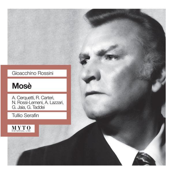 Tullio Serafin - Mosè (Intégrale)