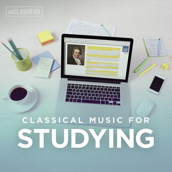 Anastasia Injushina - Classical Music for Studying