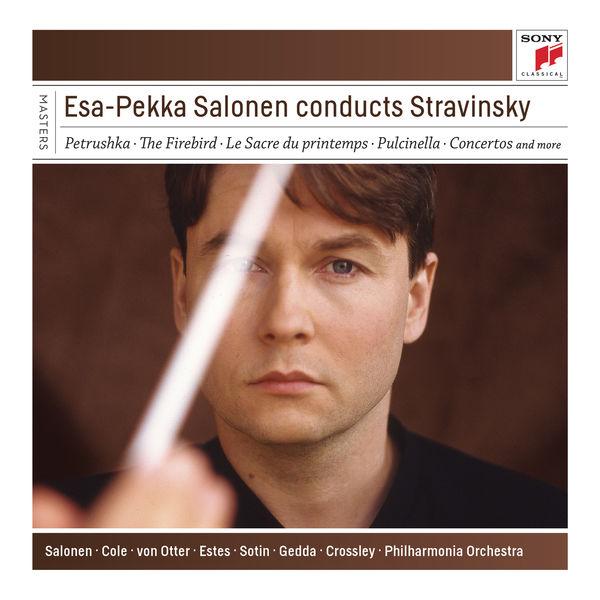 Esa-Pekka Salonen - Esa-Pekka Salonen Conducts Stravinsky