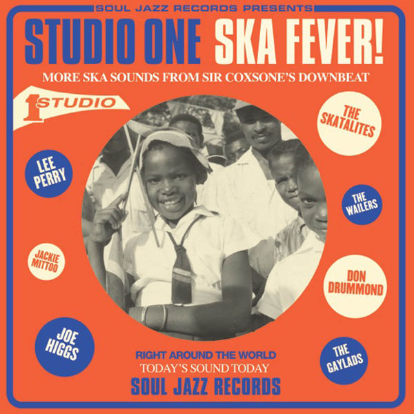 Various Artists - Studio One Ska Fever! More Ska Sounds from Sir Coxsone's Downbeat 1962-65