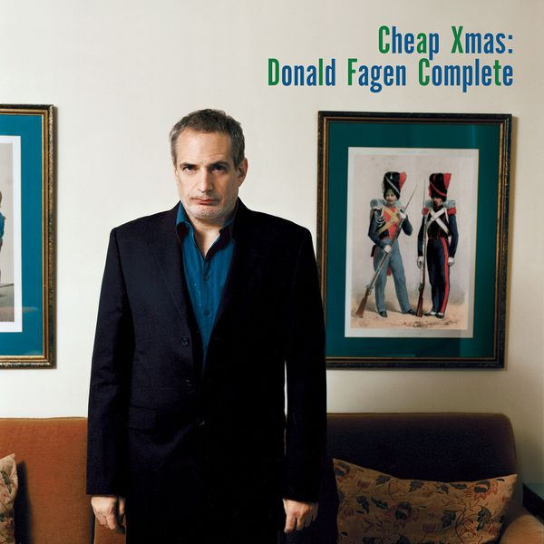Donald Fagen - Cheap Xmas: Donald Fagen Complete (5CD)