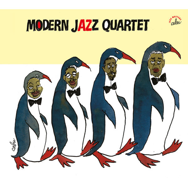 Modern Jazz Quartet - BD Music & Cabu Present The Modern Jazz Quartet