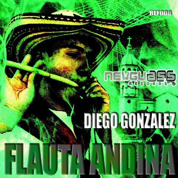 Diego Gonzalez - Flauta Andina