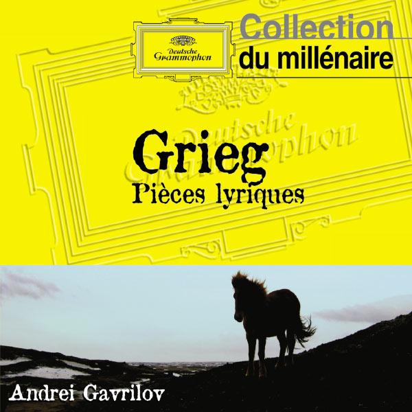 Andrei Gavrilov - Grieg: Pièces lyriques