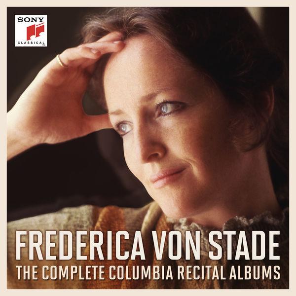 Frederica von Stade Frederica von Stade - The Complete Columbia Recital Albums