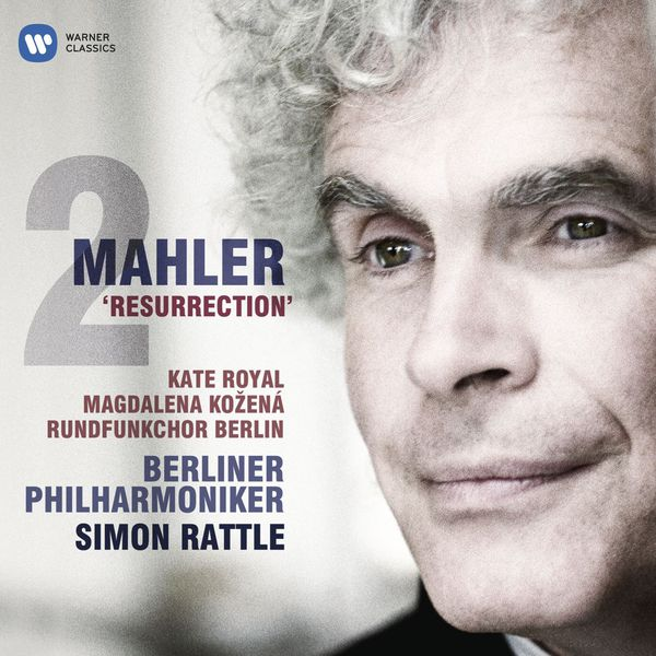 Sir Simon Rattle - Mahler: Symphony No. 2, 'Resurrection' (Édition StudioMasters)