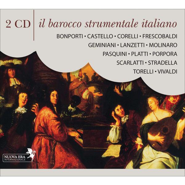 Various Artists - Baroque Music - Il barocco strumentale italiano