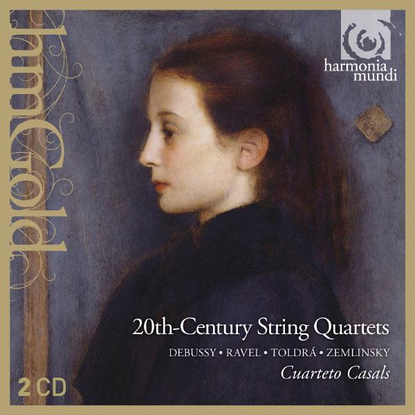 Cuarteto Casals - 20th century String Quartets