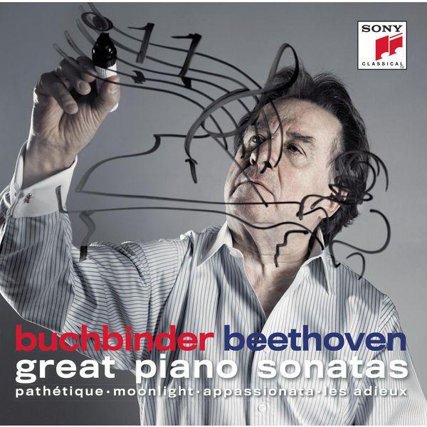 Rudolf Buchbinder - Beethoven: Great Piano Sonatas