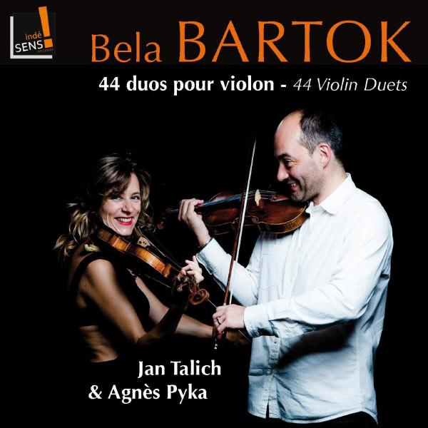 Jan Talich - Bartok: 44 duos pour violon, Sz. 98 (44 Violin Duets)