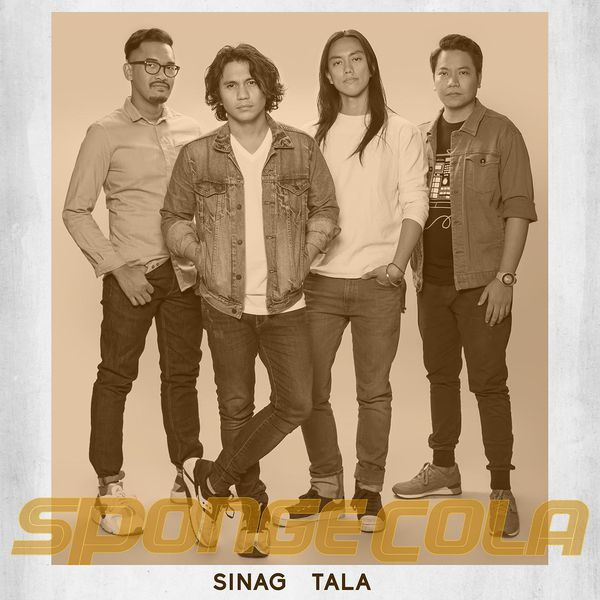 "Spongecola releases double ep ""sinag + tala""."