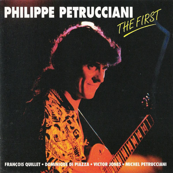 Philippe Petrucciani - The First