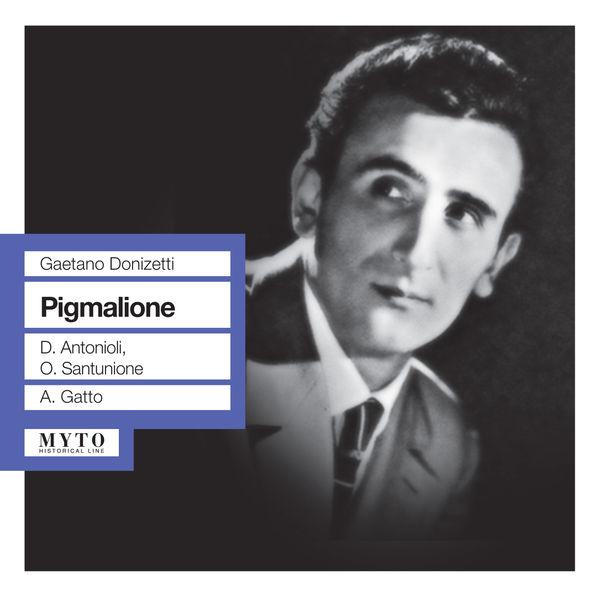 Armando Gatto|Pigmalione