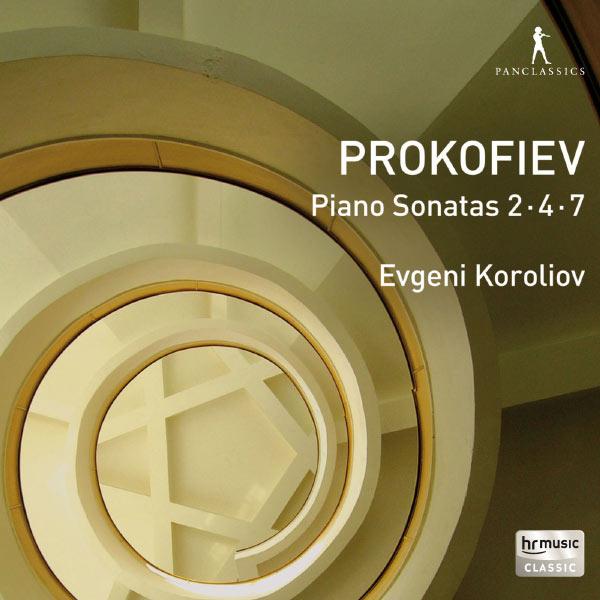 Evgeni Koroliov - Prokofiev: Piano Sonatas Nos. 2, 4 & 7