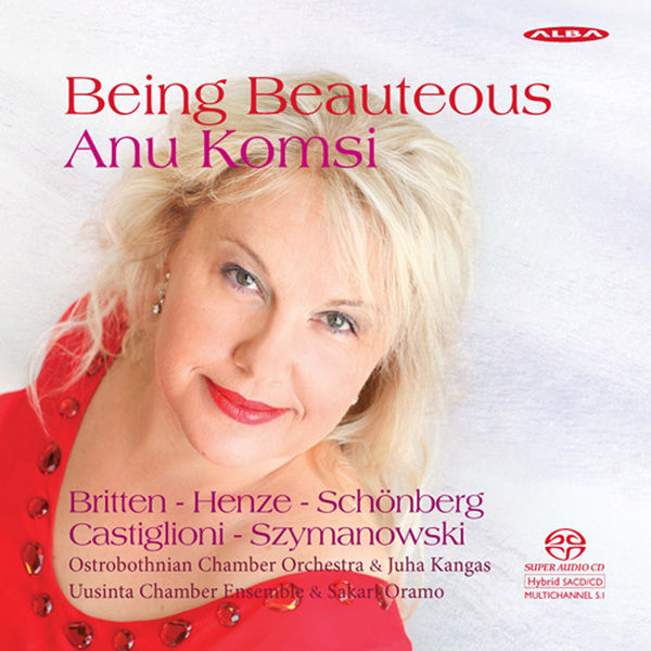 Anu Komsi - Being Beauteous