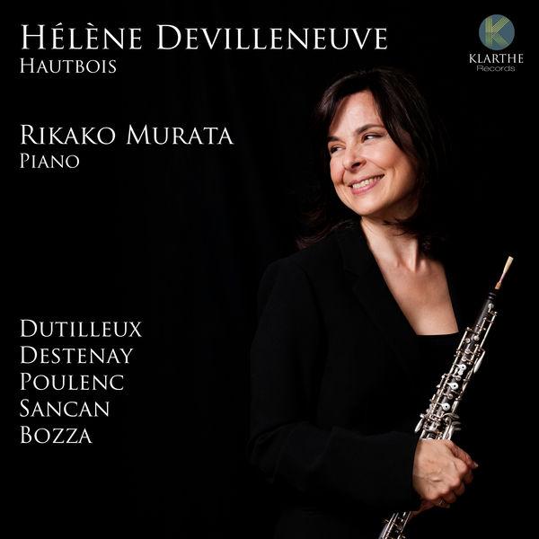 Hélène Devilleneuve - Musique Française pour hautbois
