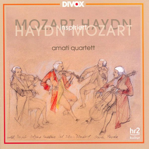 Amati Quartet - Mozart, W.A.: String Quartets Nos. 10, 19 / Haydn, J.: String Quartet No. 43